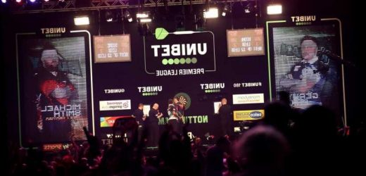 Premier League Darts unlikely to resume before July as coronavirus hits darts schedule