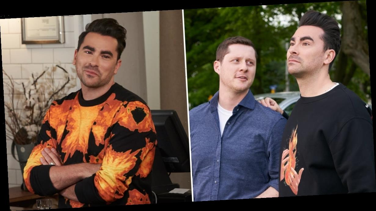 ICYMI, There's a Sentimental Meaning to David Rose's Flame Sweater on Schitt's Creek