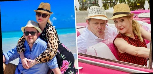 Emmerdale star Liam Fox and wife Joanna Hudson share pictures from incredible Cuban honeymoon after fearing they would be stranded