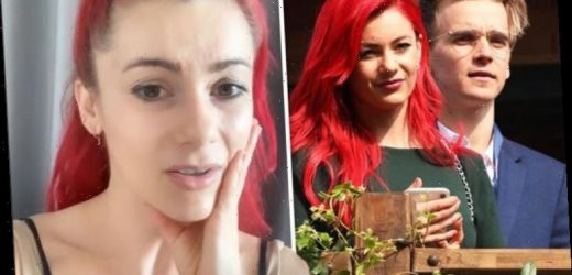 Dianne Buswell: 'I'm so upset' Strictly pro reveals move with Joe Sugg 'didn't go to plan'