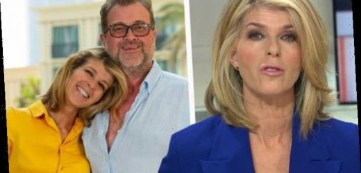 Kate Garraway husband in 'deeply critical condition' as presenter shares update