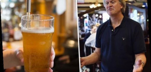 Tim Martin: Wetherspoon boss' stark warning to young pub owners exposed