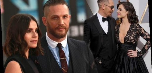 Tom Hardy first wife: How Charlotte Riley saved Tom Hardy from heartbreak after divorce
