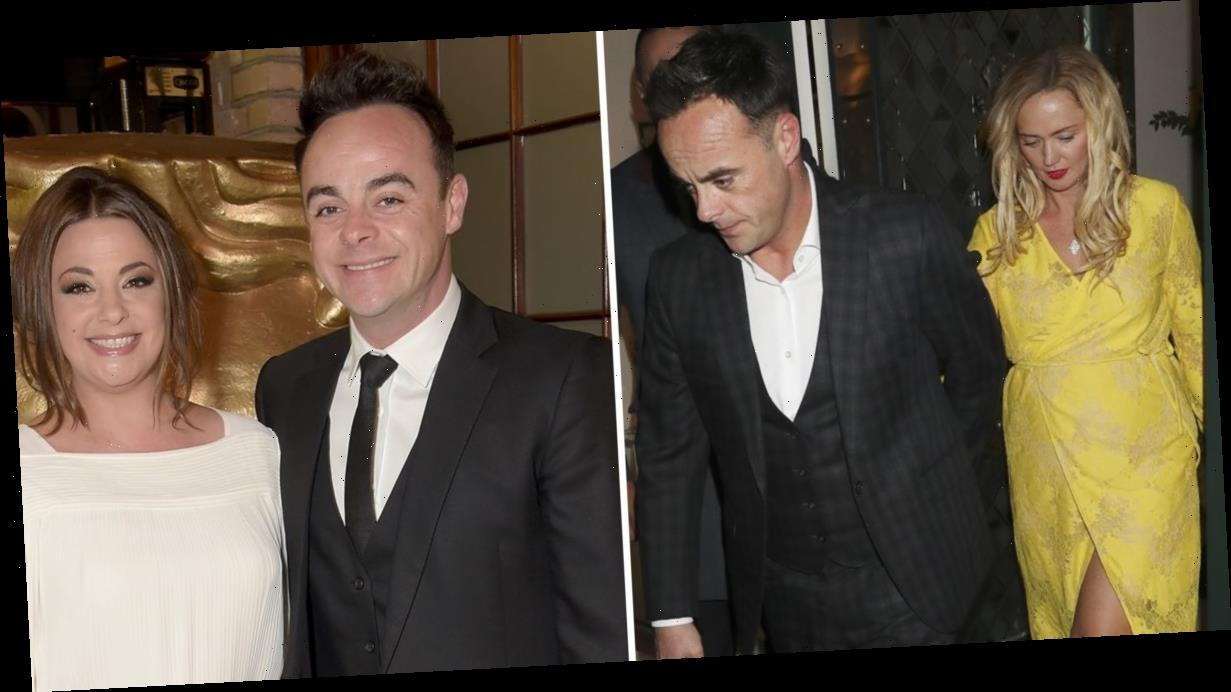 Ant McPartlin's divorce from Lisa Armstrong finalised leaving him free to marry Anne-Marie Corbett