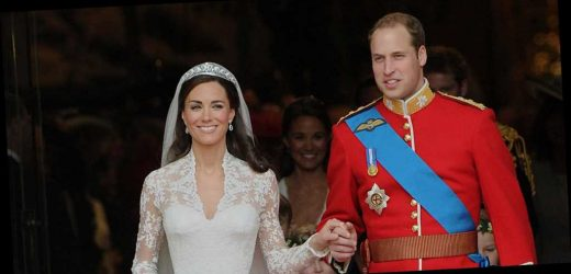 Kate Middleton and Prince William Are Actually Spending Their Wedding Anniversary Like They Usually Do