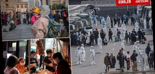 Briton in Wuhan says freedom is tainted by draconian security measures