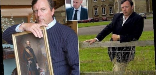Earl of Cardigan is being sued for £27,000 by barrister