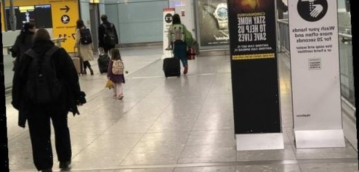 15,000 people per day flying into the UK without coronavirus tests