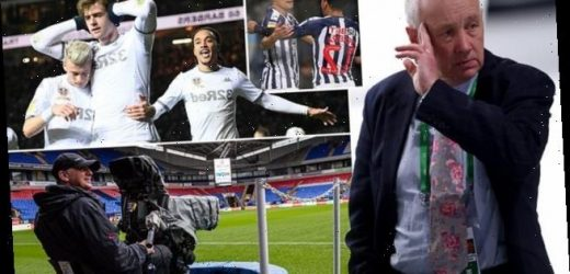 EFL plans to broadcast every match with games behind closed doors