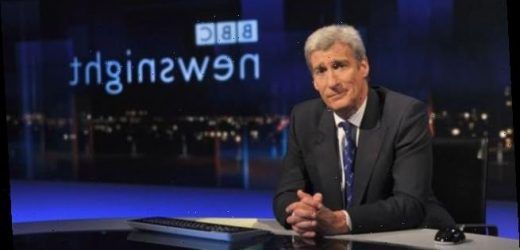 Jeremy Paxman fears the elderly are treated with 'contempt' in the UK