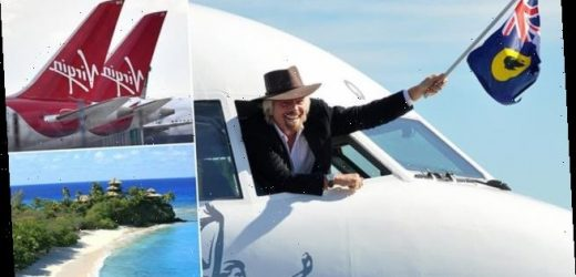 Richard Branson 'in race to find buyer' for Virgin Atlantic