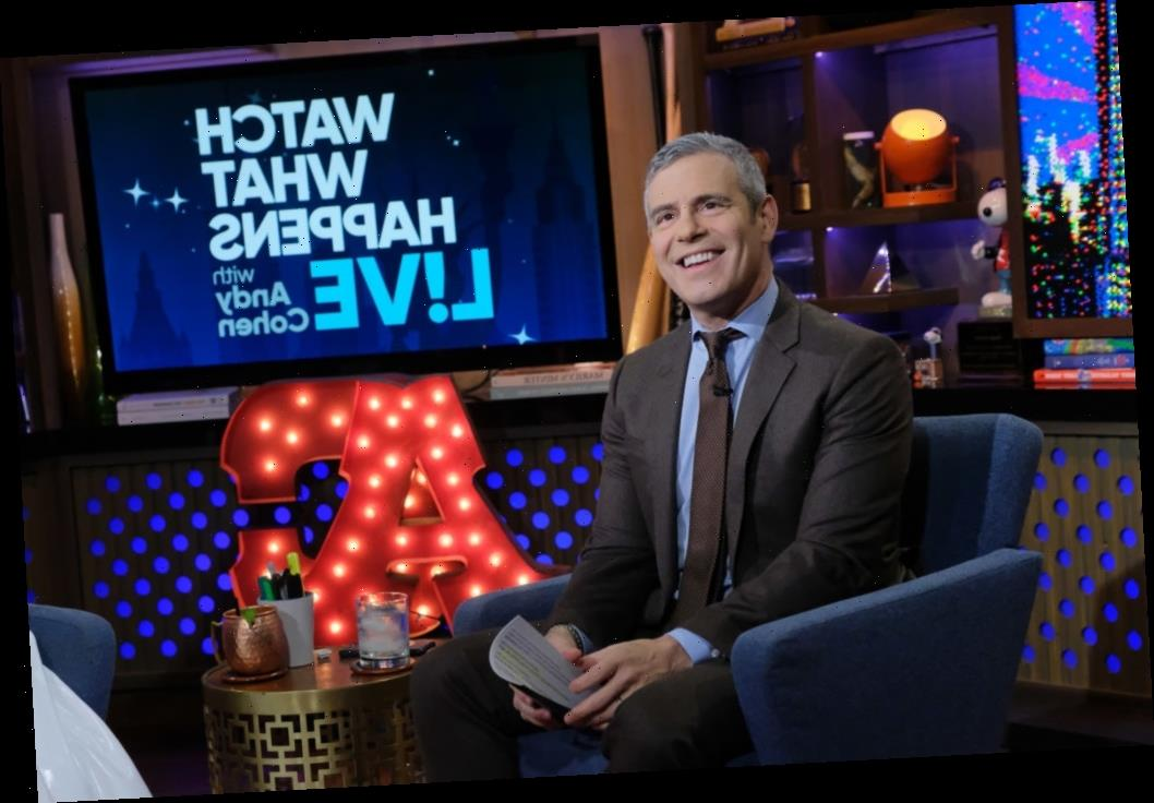 Andy Cohen Reveals He's Asthmatic and Shares How He Managed COVID-19 Symptoms