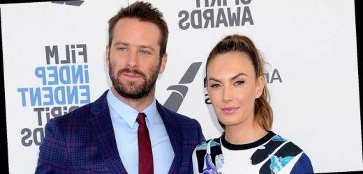 Armie Hammer's Family Quarantined in Cayman Islands: 'It Wasn't Planned'