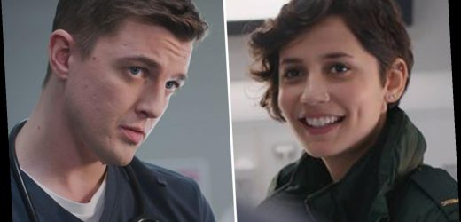Casualty spoilers: Will shaken to learn that Fenisha is pregnant – and he's not the father