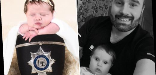 Dedicated cop moves out of his family home to protect eight-week-old daughter from coronavirus as he joins the frontline – The Sun