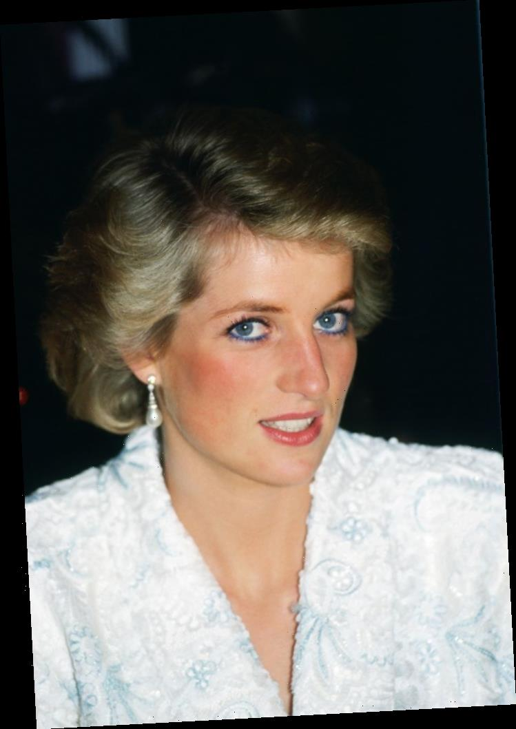 Princess Diana's Makeup Artist Explains Why the Princess Stopped Wearing Blue Eyeliner