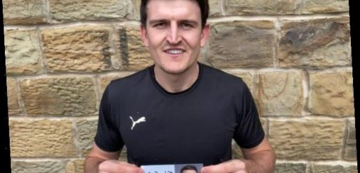 Harry Maguire shows yet more leadership as Man Utd captain launches scheme to help elderly in village he grew up in – The Sun