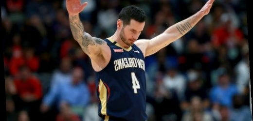 JJ Redick Talked About Why He Always Travels With Two Pairs of His Favorite Shoes