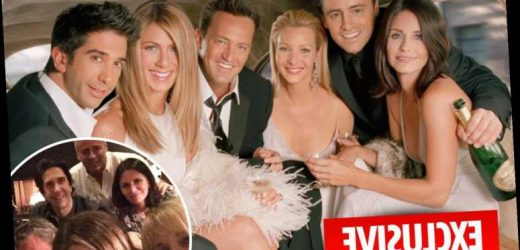 Friends cast have secretly recorded a 90-minute special for their reunion – The Sun