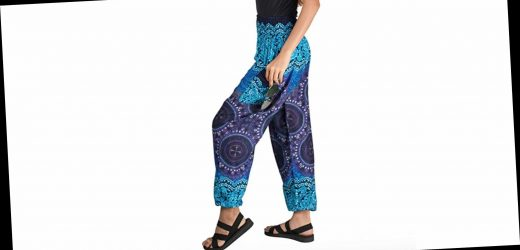 Amazon Reviewers Say These Comfy Boho Pants 'Feel Like Air'
