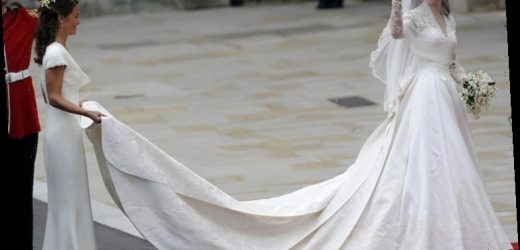 Kate Middleton's Iconic Wedding Dress Was Once at the Center of a Lawsuit Over Its Design