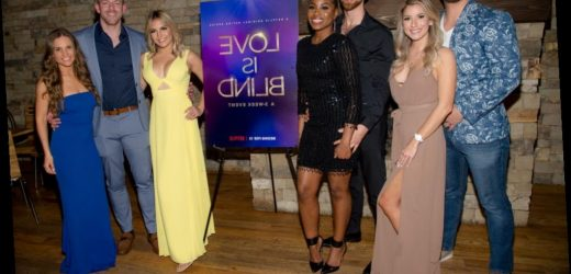 How the 'Love Is Blind' Cast Handles Online Hate
