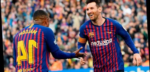 Lionel Messi not as influential at Barcelona as people think, says Malcom as he tips Argentine to play until he's 40 – The Sun
