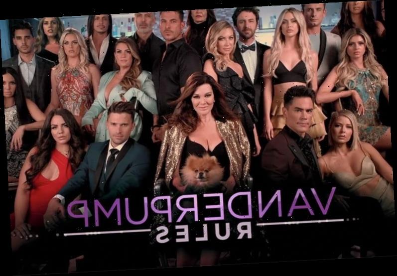 What time is Vanderpump Rules season 8 on Bravo and who is in the cast?