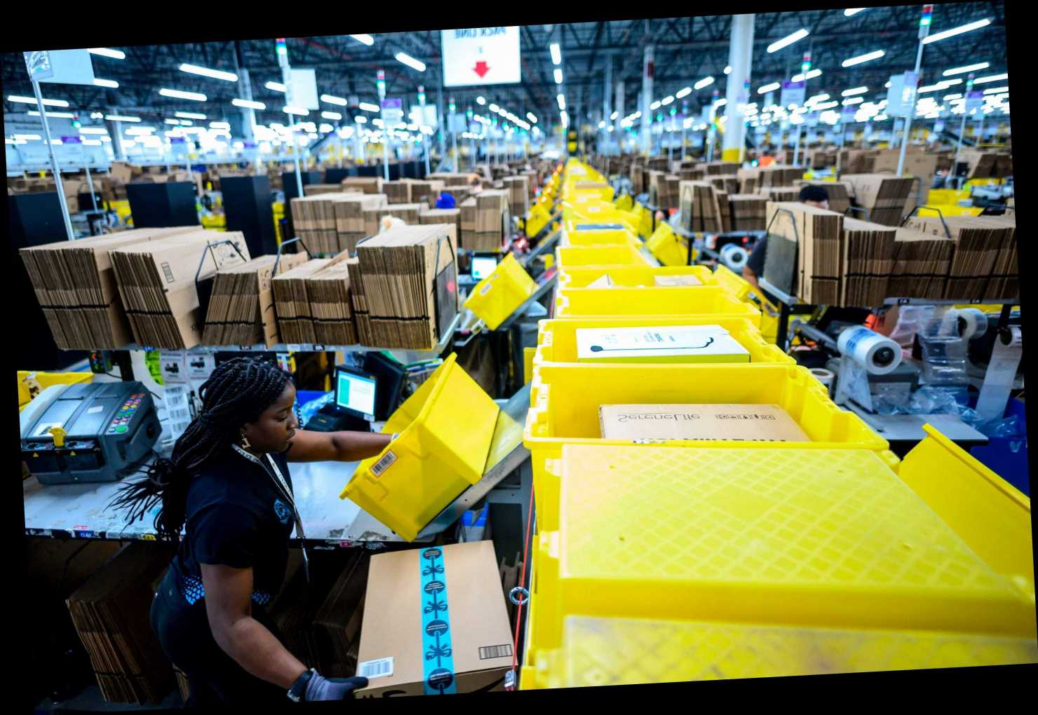 Amazon employees plan 'online walkout' to protest firings and treatment of warehouse workers during coronavirus crisis – The Sun