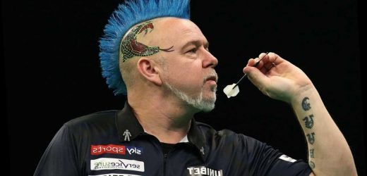 PDC Home Tour darts LIVE: Stream FREE, TV channel, start time and TONIGHT'S schedule as Peter Wright begins tournament – The Sun