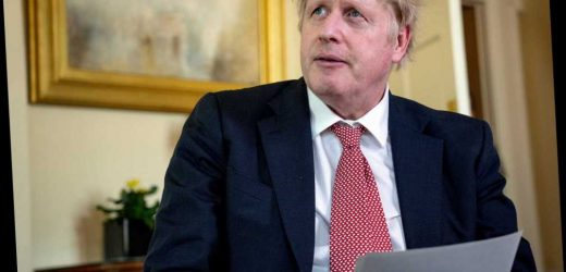 Boris Johnson recovering at Chequers as ministers plan to extend 3 week-lockdown until May bank holiday