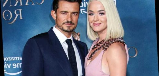 Pregnant Katy Perry and fiance Orlando Bloom fighting 'ups and downs' as she copes with 'nerves' over motherhood – The Sun