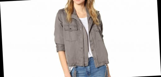 We're Obsessed With This Rails Military-Style Jacket — 50% Off!