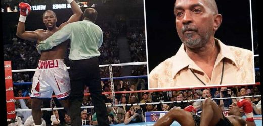 Eddie Cotton dead aged 72: Boxing referee who was in the middle for Lewis vs Tyson dies because of coronavirus – The Sun