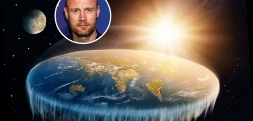 England legend Andrew Flintoff insists Earth is NOT round and 'is turnip shaped' in bizarre conspiracy theory – The Sun