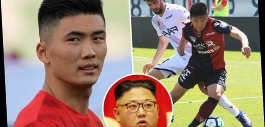 Meet Han Kwang-Son, the North Korean footballer Kim Jong-un banned from interviews and who is blocked from Prem transfer – The Sun