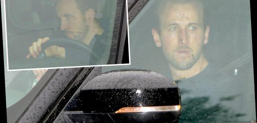 Harry Kane arrives at Tottenham training ground as Spurs follow Arsenal in welcoming players back from lockdown – The Sun