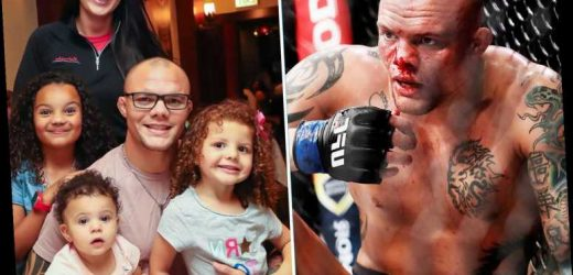 UFC star Anthony Smith fights off intruder with wife and kids still in house after 'terrifying' night time raid – The Sun