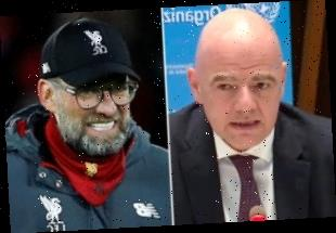 Fifa 'to extend 2019-20 season indefinitely and allow Prem chiefs to finish campaign' in massive boost for Liverpool – The Sun