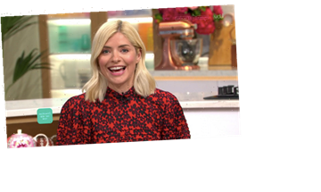 Holly Willoughby in hysterics as she accidentally tells This Morning viewers to 'dance in thongs' – The Sun