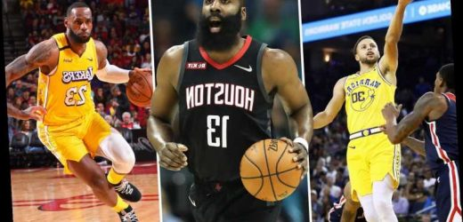 NBA will reopen practice facilities in May in states where coronavirus lockdowns have been eased, reports say – The Sun