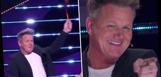 Gordon Ramsay promotes guest Masked Singer appearance as he hunkers down after neighbours row in Cornwall – The Sun