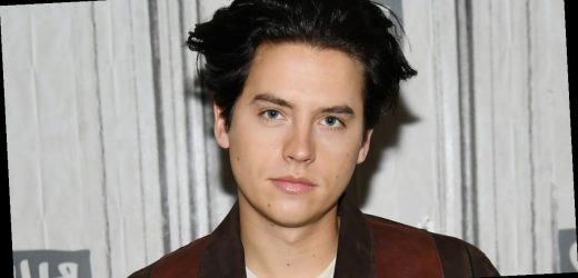 Why Cole Sprouse Is Telling Haters to 'Eat My Delectable Plump Ass'