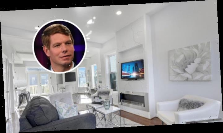 Eric Swalwell Elects to Buy D.C. Duplex