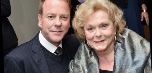 Shirley Douglas, actress and mother of Kiefer Sutherland, dead at 86