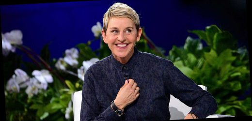 Ellen's Being Accused of Not Paying Her Crew So…Maybe You're Curious About Her Net Worth?