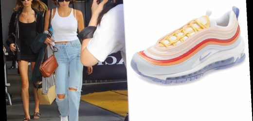 Kaia Gerber, Sophie Turner, and Olivia Palermo's Comfy Nike Sneakers Are on Major Sale Right Now