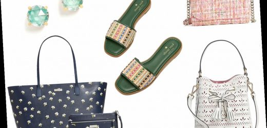 Kate Spade's Surprise Sale Is On! Shop Handbags and Accessories Starting at Just $12