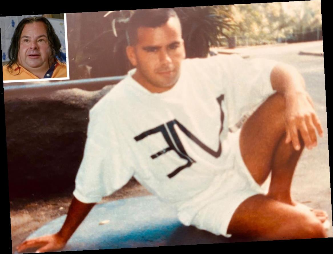 Photo Of 90 Day Fiance Star Ed Brown Looking Like A Model In 1988