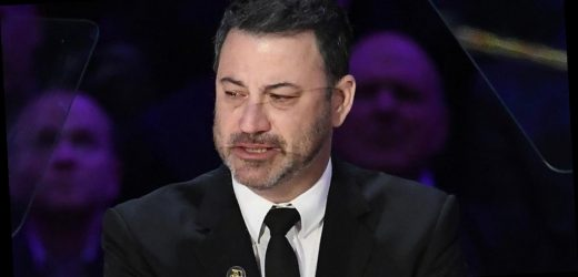 Jimmy Kimmel Opens Up About 'Intense' Job Hosting Memorial for Kobe and Gianna Bryant